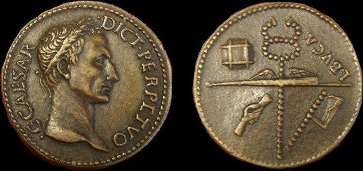 Rendete A Cesare Quello Che 232 Di Cesare Quot Odysseo