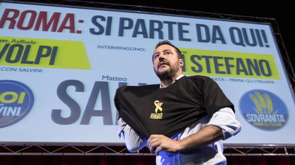 SALVINI POUND2