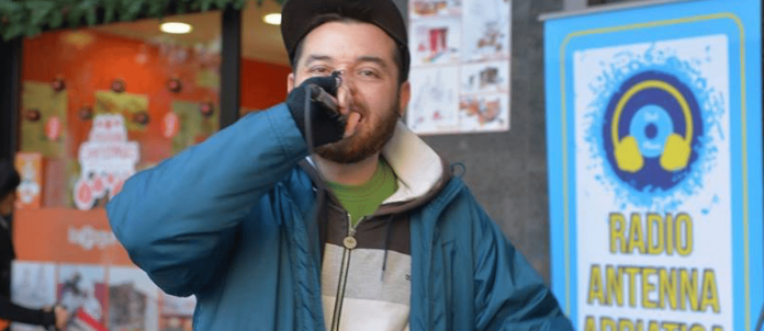 Un faccia a faccia con l'artista rap andriese che si racconta tra sogni, problemi quotidiani e vita di periferia.