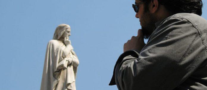 Per l'esule fiorentino, solo Dio appaga la nostra sete di felicità