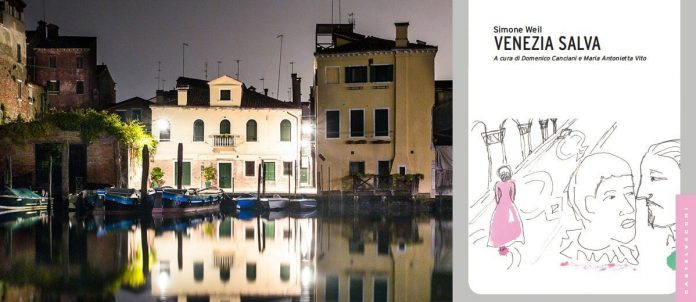 Venezia salva esprime, in poesia, la condanna del primato della forza nella società di ogni tempo.