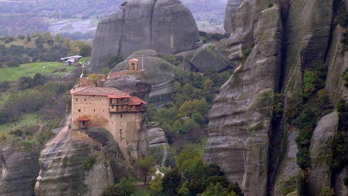 La roccia della casa della vita odysseo for Schierandosi dalla roccia in casa